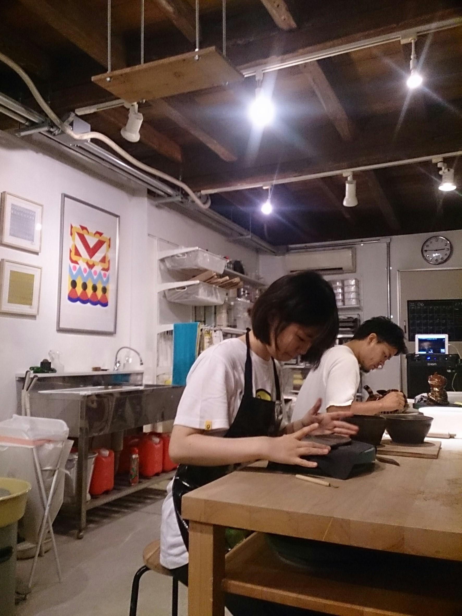 陶芸教室写真☆(^-^)_170821_0026